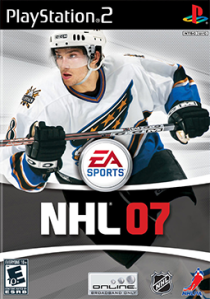 NHL_07_Coverart