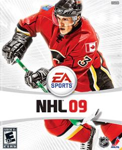 NHL_09_Coverart