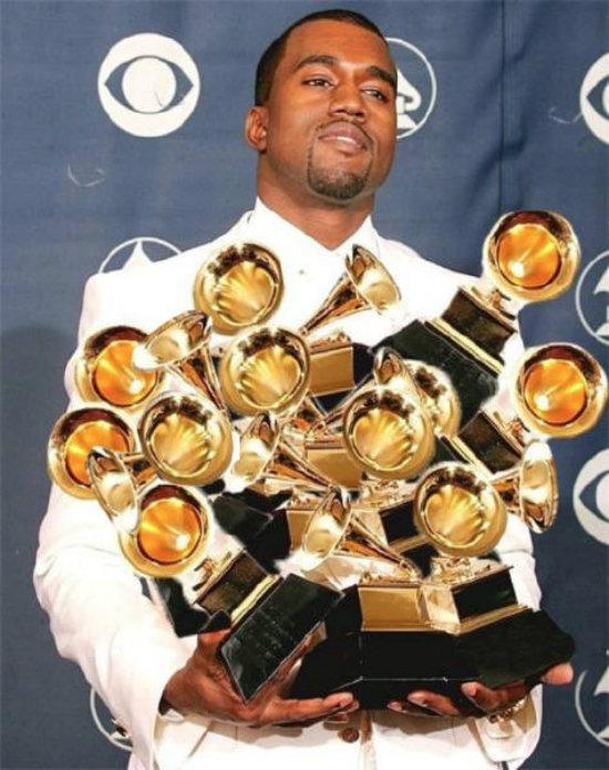 GrammysKanye